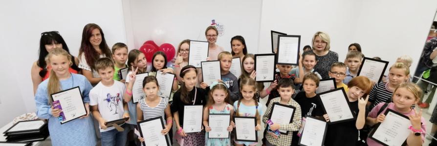 Вручение Кембриджских сертификатов 31.08.2021